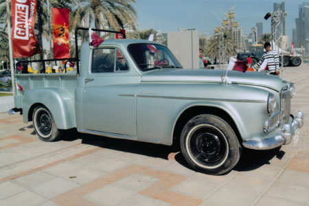 Humber Super Snipe Saloon Mark 4 Pickup