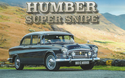 Irish Scene Humber Super Snipe